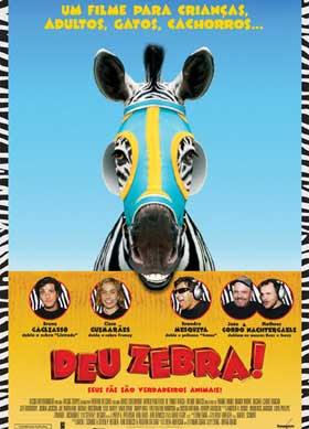 Filme Deu Zebra   Dublado